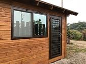 木屋:木屋 鋁門窗