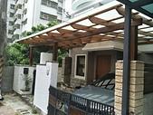 山田小草木作場精選集:南方松木結構強化玻璃採光罩