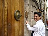 蜜月旅行之 托斯卡納的豔陽下97/04/09-10:別人家的門