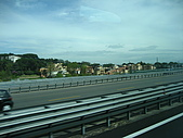 蜜月旅行之 托斯卡納的豔陽下97/04/09-10:高速公路上