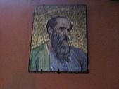 蜜月旅行之 托斯卡納的豔陽下97/04/13:馬賽克畫