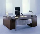 木製主管桌:ED-219