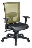 主管椅&職員辦公椅:CY-812 W65D48H94 $2,800