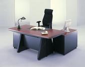 木製主管桌:ED-220
