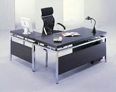 木製主管桌:ED-221