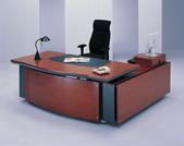 木製主管桌:ED-222