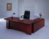 木製主管桌:ED-201