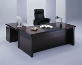 木製主管桌:ED-283