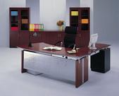 木製主管桌:ED-285