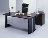 木製主管桌:ED-286