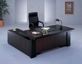 木製主管桌:ED-203