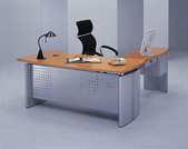 木製主管桌:ED-287-2