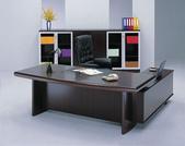 木製主管桌:ED-211
