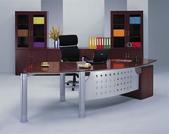 木製主管桌:ED-289