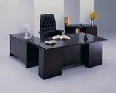 木製主管桌:ED-212