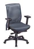 主管椅&職員辦公椅:CY-886全網椅W66D48H100 $4,300