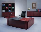木製主管桌:ED-302
