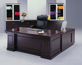 木製主管桌:ED-215