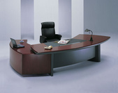 木製主管桌:ED-216