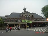 台中市 中區:台中火車站
