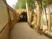 新疆---喀什車站:坎兒井水道