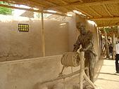 新疆---喀什車站:坎兒井鑿井