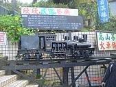 老火車頭:阿里山31號車頭模型