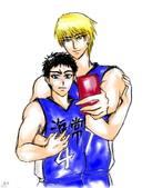 影子籃球員/黑子的籃球 同人:Before Kiss III3.jpg