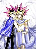 遊戲王同人圖:王與妃的冥婚禮2.jpg