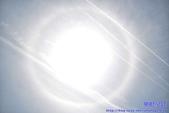 自然天文奇觀銀河下的日暈:1.jpg