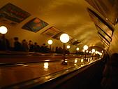莫斯科:忘不見底的電梯