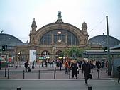 法蘭克福:中央車站正門