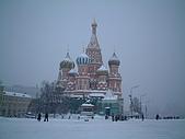 莫斯科:聖巴索教堂