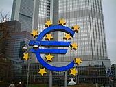 法蘭克福:歐元