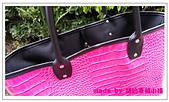托特包-桃紅色亮面鱷魚紋:拖特包+小小後背包-15.jpg