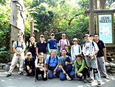 柴山鳳凰展翅大猴洞 2012-10-06 :zDSCN6150DSCI0321 動物園登山口處出發前先來張大合照.jpg