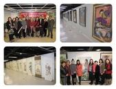 藝文資訊:21屆工筆畫會員聯展