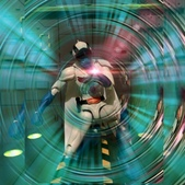 千值練科學小飛俠タツノコヒーローズ ファイティングギア 『科学忍者隊ガッチャマン G1,G2号:科學小飛俠Gatchaman千值練12賴信宏.jpg