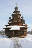 蘇茲達里 木造建築博物館: