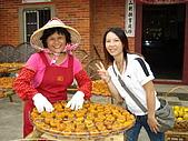 新竹海岸線&吃道地美食:跟柿餅妹妹合拍