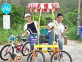 新竹海岸線&吃道地美食:看我們同心協力的騎著