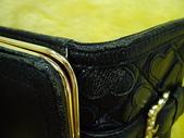 ANNA SUI  洗包包  創盛專業皮革整染:創盛專業精品 創盛專業皮革整染、布包清洗~ANNA SUI皮夾 整染前
