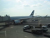 970712香港自由行1:早上8:55的國泰班機