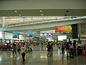 970712香港自由行1:接機大廳