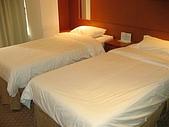 970712香港自由行1:有兩張舒適的床