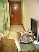 970712香港自由行1:這樣就知道房間不大了吧