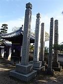 日本賞櫻之倉敷觀龍寺:日本828之旅 047.