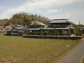 2008日本賞櫻之旅(0411倉敷美觀地區):日本鄉村景色
