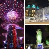 新加坡夜景:相簿封面