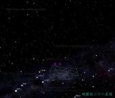 中國古天文 Chinese Constellations:器府想像圖 house for musical instruments4a